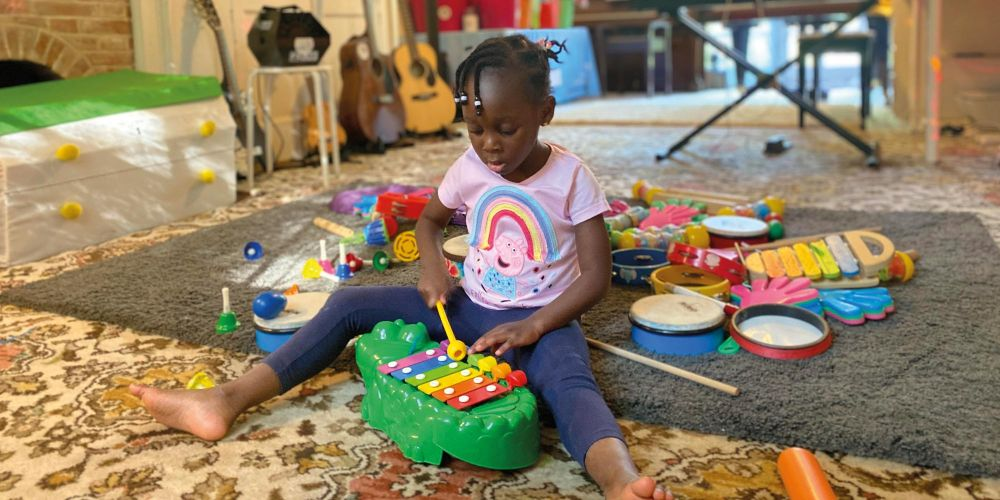 Children music sessions