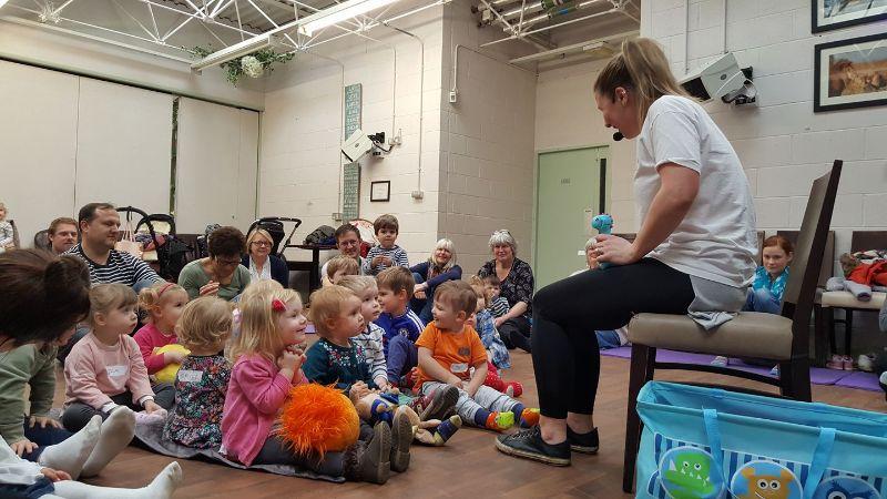 Music & Me child music classes