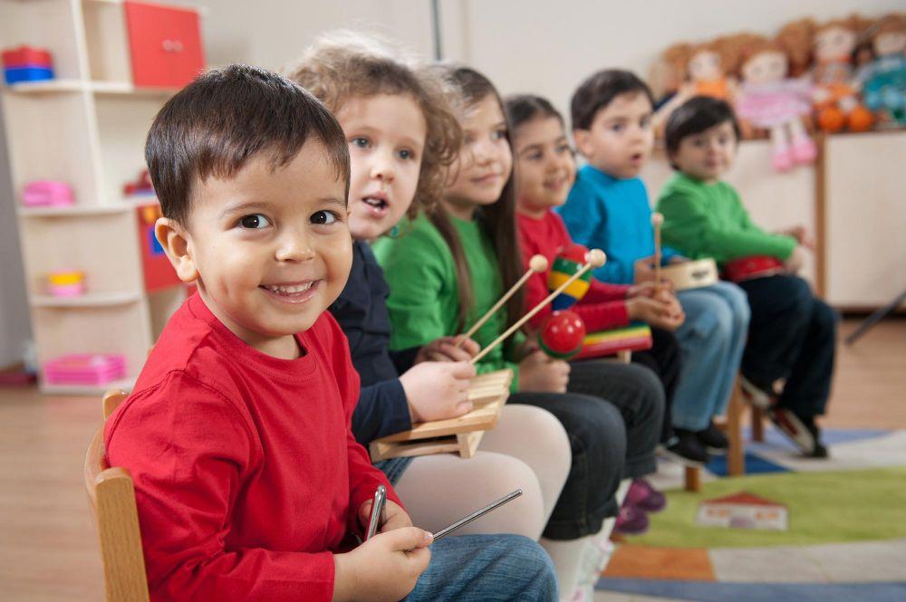 Music classes for kids children