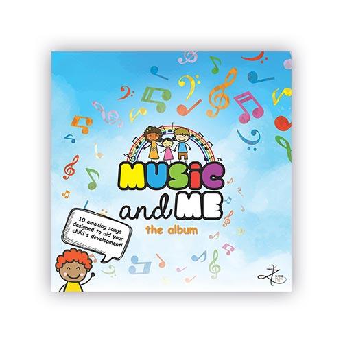 music and me album